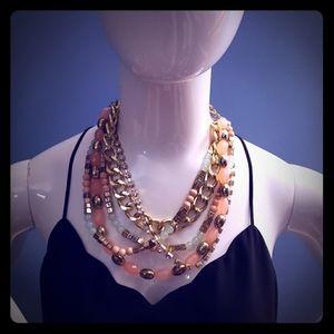 🖤 Francesca beading layered necklaces